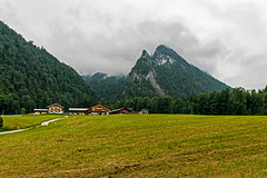 DSC_3192 (svetlana.koshchy) Tags: germany berchtesgadener land berchtesgaden landscape bavaria bayern alps alpen deutschland clouds reflection mountain königssee outdoor