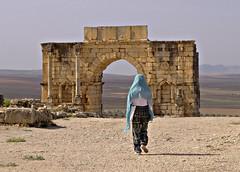 (claudiophoto) Tags: volubilis morocco marocco arco romani anticaroma resti stroia history insediamentoromano