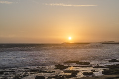 Sunset (Arun Ramanan) Tags: sunset beach arabiansea kanyakumari 3ocean beautiful arunramanansphotography evening west tamilnadu incredibleindia tamilnadutourism tourism nikon nikonindia asianphotography nature picoftheday picoftheweek instapic magazine landscape oceanscape reflection waves