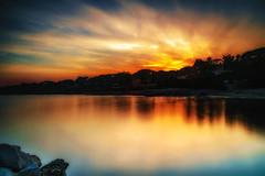 Pointe Alegre, Cte dAzur (Radek Lokos Fotografie) Tags: radeklokosfotografie cotedazur france landscape mittelmeer sdfrankreich sunset sonne sonnenuntergang seascape