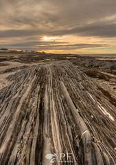 ''Vers l'infini!'' (pascaleforest) Tags: landscape coucherdusoleil sunset horizon mer ciel sky paysage passion nikon eau water rocheslinaire rock