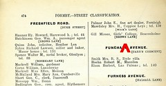 Freshfield Rd No 21 1914 Beaconholme Misses Gill's Girl's College Seed's Directory Formby Page 474 (Formby Civic Society) Tags: firmby merseyside freshfieldroad beaconholmgirlscollege