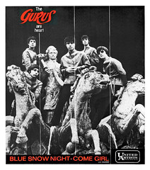 1966 The Gurus (Al Q) Tags: 1966 gurus united artists records blue snow night come girl