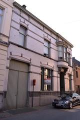 Brouwerswoning Van Bogaert, Hamme (Erf-goed.be) Tags: brouwerswoning vanbogaert hamme archeonet geotagged geo:lon=41316 geo:lat=510983 oostvlaanderen