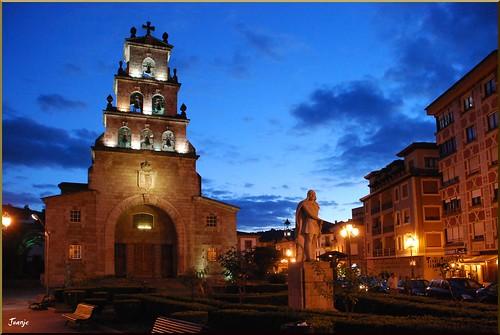 Iglesia de Cangas de Onís (29-6-2011)
