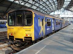 150140 (R~P~M) Tags: northern 150 sprinter multipleunit dmu train railway diesel liverpool limestreet england merseyside uk unitedkingdom greatbritain
