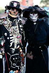 All Souls 4 (barbara carroll) Tags: diadelosmuertos allsoulsprocession dayofthedead calavera tucson sacred autumn
