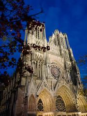 Cathédral Notre-Dame de Reims (luisandreim) Tags: cathedral france francia leica leicaq notredamedereims reims catedral cathédrale