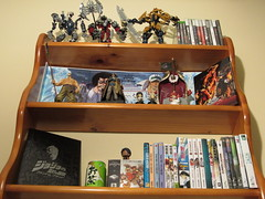 Da 17 (jdiazamorin99) Tags: estantera manga anime figuras jojosbizarreadventure onepiece kingdomhearts