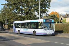 First Glasgow - SN13 EFL (67869) (MSE062) Tags: first glasgow enviro 300 e300 alexander dennis adl single decker bus sn13 efl sn13efl 67869 low floor scotland