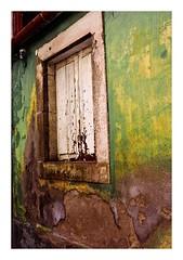 le vieux volet, Porto (Marie Hacene) Tags: porto portugal volet textures mur