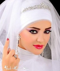 بالصور : ميك آب و طُرح للعرائس المحجبات (Arab.Lady) Tags: بالصور ميك آب و طُرح للعرائس المحجبات