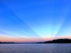 Mirrored Sunrise HDR 20161127 (Kenneth Cole Schneider) Tags: sky sunrise florida miramar westbrowardwca