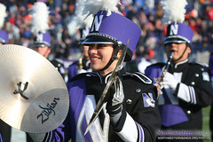 Smiling Senior! (NUbands) Tags: b1gcats chicago dmrphoto evanston illinois numb northwestern northwesternuniversity northwesternuniversitywildcatmarchingband rmrphoto band education marchingband music students