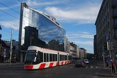 Tallinn New Tram (J_Piks) Tags: tram