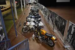 Classic Motorcycles Exhibit