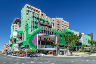 Lady Cilento Children's Hospital 2, Brisbane