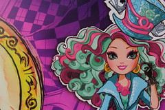 Way Too Wonderland Madeline Hatter (pullip_junk) Tags: eah everafterhigh madelinehatter everafterhighdoll waytoowonderland