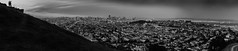 home (pbo31) Tags: sanfrancisco california city summer people urban blackandwhite panorama black men home silhouette skyline night dark nikon couple view over large panoramic september vista bernalheights missiondistrict overlook stitched 2015 boury bernalhillpark pbo31 d810