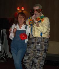 Pat Bourke & Carmel Donaghy