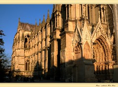 La cathdrale Notre-Dame de Reims (Marne, Champagne, France) (LauterGold) Tags: cathedral champagne kathedrale reims unescoworldheritage weltkulturerbe marne patrimoinemondial cathdralenotredamedereims