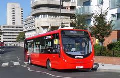 First Southampton 47604 - SN14FFJ (Southern England Bus Scene) Tags: first hampshire solent southampton streetlite 47604 cityred sn14ffj
