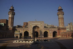 Wazir Khan Mosque, Lahore- Photo by Imran Y. CHOUDHRY