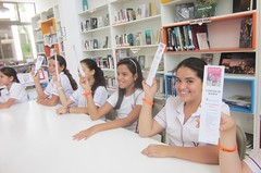 Octubre: Conociendo los servicios de la Biblioteca Vallesol