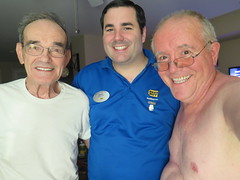 October 16, 2015 (117/365+4) (gaymay) Tags: california family gay portrait love happy desert palmsprings triad