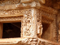 Vitthala Temple -Queens Bath - Hampi World Heritage Complex   (10) (pensivelaw1) Tags: india hampi queensbath vitthalatemple hampiworldheritagecomplex