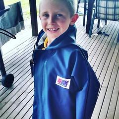 Owen Neilly in his new #Stormline jacket 😀🎣 #stormlinegear #nsw #australianfishing #australia #fishing #fishingfamily