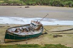 Donegal, Irlande (Marino_Ferguson) Tags: mer europe bateaux transports paysages irlande cruitisland epaves naturepaysages comtédedonegal epavecruitisland