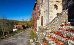 Escaliers - Calvignac - Lot - France (-CyRiL-) Tags: cyrilbkl cyrilnovello