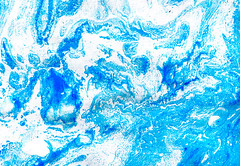L'eau-bleue_#5 (Marika Hexe) Tags: blue abstract art texture water painting de la wasser  drawing kunst picture surreal peinture expressionism lart bleue  abstrait malerei blaues  leau  gemlde expressionismus   abstrakte      lexpressionnisme marikahexe
