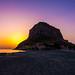 Sunrise at the magnificent Monemvasia, Greece