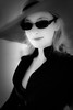 """""""I can be your James Bond girl ..."""" (William Gruner Photography) Tags: people newmexico face portraits downtown albuquerque abq nm svetlana"""
