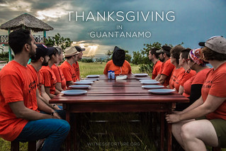 Thanksgiving in Guantánamo