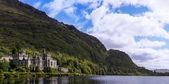 Kylemore Abbey (Hosom Photography) Tags: ireland lake abbey reflections sunny magical kylemore