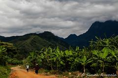 QENP_Landscape (simon ruszala) Tags: africa mountains simon moody dirtroad uganda southeast bwindi queenelizabethnationalpark bananaplantation qenp roadto ruszala