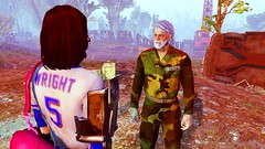 85 (Beth Amphetamines) Tags: new york pink wallpaper yellow cat hair beard army screenshot eyes uniform arm baseball military united guard right full redhead purse synth states satchel commonwealth mets lizzy fatigues wasteland shoulderbag ashen witcher geralt fallout4
