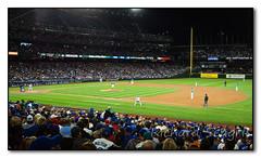The Infield (seagr112) Tags: seattle seattlemariners washington torontobluejays safecofield baseball baseballgame infield bases