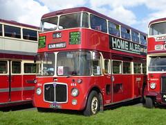 Barton 854FNN (RL Buses) Tags: showbus bus busrally preservedbus donington doningtonpark barton bartons
