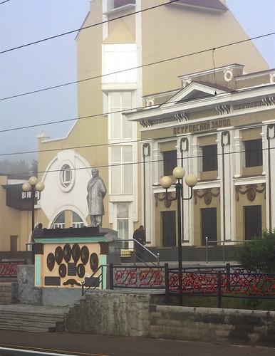 Petrovsk-Zabaykalsky, Петровск-Забайкальский