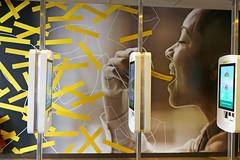 McDonald's Marseille Rue de Rome (France) (Meteorry) Tags: europe france paca provencealpescôtedazur bouchesdurhône marseille mcdonalds restaurant store easyorder bornedecommande fries frites wall screens fastfood ruederome august 2016 meteorry