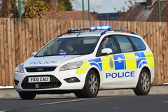 Lincolnshire Police Ford Focus Estate Dog Unit FX10 CAU (NottsEmergency) Tags: publicorderlinconlshirepolice a610 police policing policeofficer policeservice policevehicle policestation policecar incident investigation vehicle van team tsg riot callout code3 shout uk britain british england enforcement support law order disorder driving drugs siren 999 lights bluelights help chaos squad surveillance officer operation cop emergency emergencyservices eastmidlands immediate patrol urgent cell lockup response rescue responder responsecar service midlands safety city constabulary constable community car county countymounty sirens responding dog unitdogunit