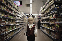 Déjame entrar. (rafamarinphotography) Tags: horror halloween film cine cinema let me déjame entrar kids portrait