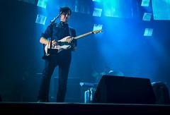 Radiohead 47 (CollapseIntoDream) Tags: radiohead madisonsquaregarden newyork ny live concert 2016 amoonshapedpool edobrien