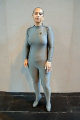 7 of 9 Cosplay (1) (masimage) Tags: destination star trek europe 2016 cosplay startrek startrekcosplay birmingham nec costume startrekcostume startrekbrimingham startreknec destinationstartrekbirmingham
