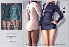 KITJA - Leona Dress (ᴋɪᴛᴊᴀ) Tags: