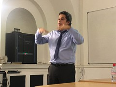 Dr Elay Shech on the Aharonov-Bohm Effect